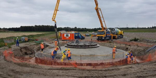 Our project in Blaakwag Netherlands has started