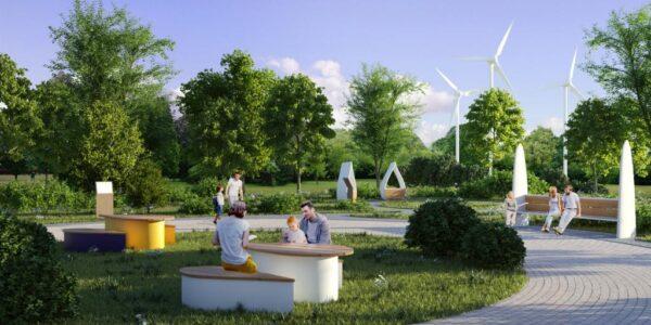 Jak recycling śmigieł wiatrowych może wspierać akceptację społeczną dla rozwijania projektów nowych farm?